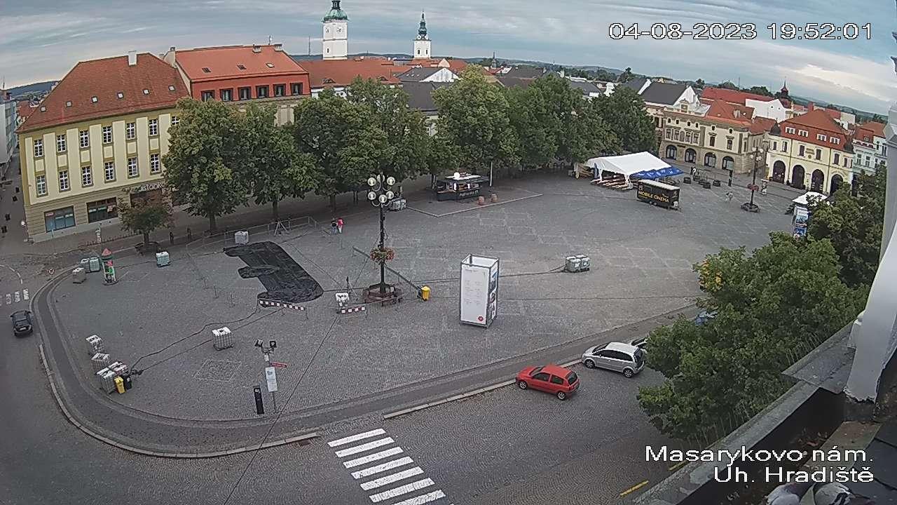 Webcam - Uherské Hradiště